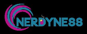 Nerdyness website design and development
