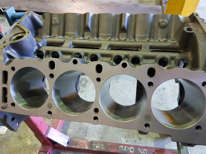 Holden FC 308 - Engine Rebuild