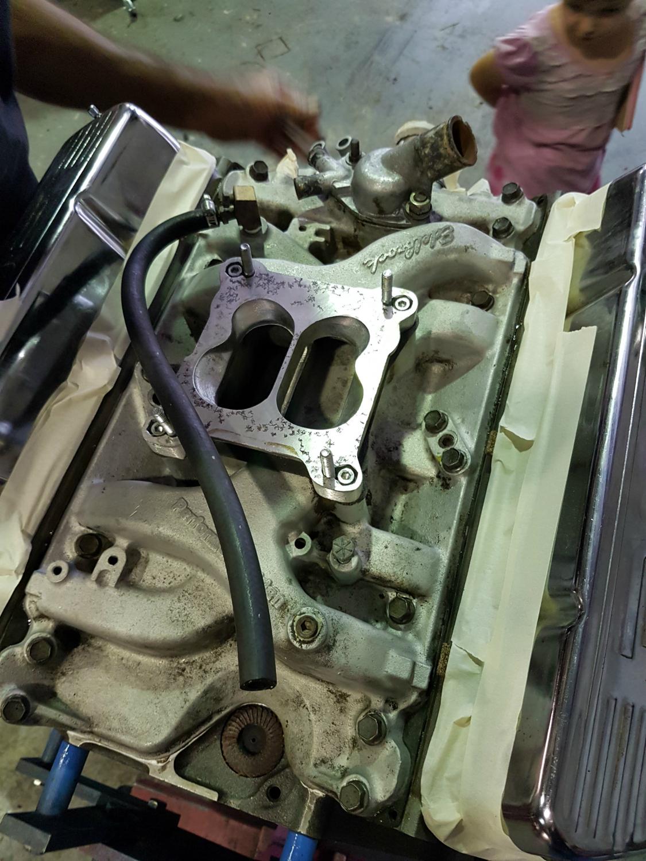 Holden FC 308 Engine Rebuild 3