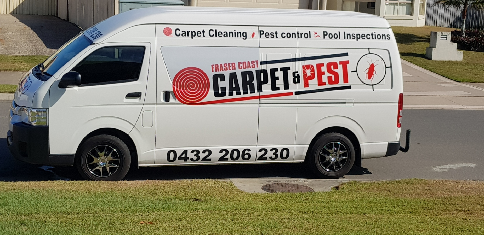 Fraser-Coast-Carpet-and-Pest-Van-1